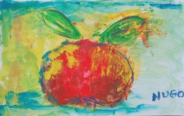 Asteggiano ateliers la peinture avec les enfants for Art plastique peinture